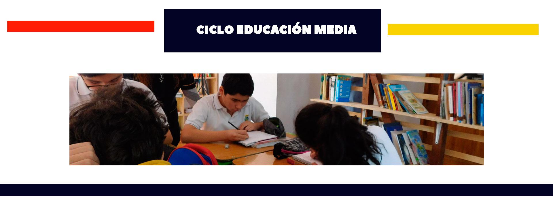 Educación Media - Enseñanza Media