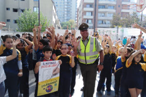 Actividad contra el Bullying Escolar
