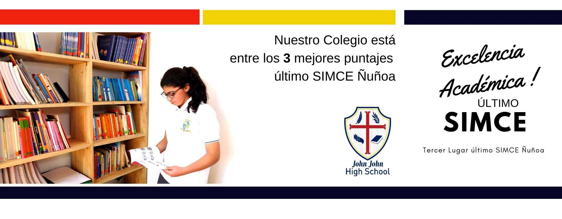 Excelencia académica SIMCE Ñuñoa